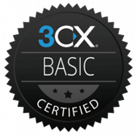 3CX Basic Zertifizierung