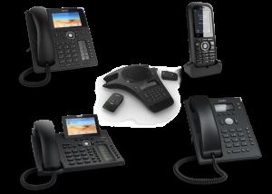 Snom IP-Telefonie