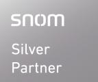 snom_silver-partner_logo